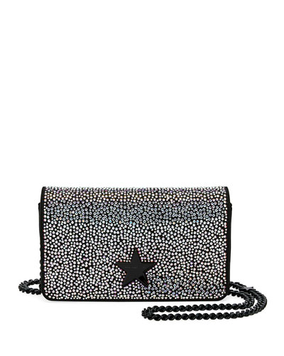 Mini Stella Star Rhinestone Shoulder Bag