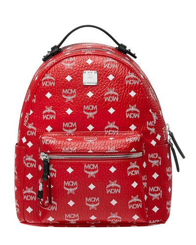 Stark Logo Canvas Backpack