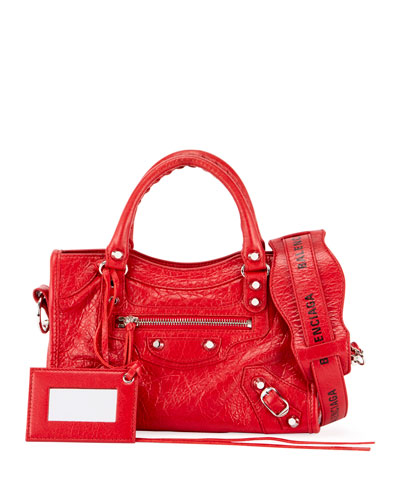 37f8390b4a66c Quick Look. Balenciaga · Classic Mini City AJ Shoulder Bag