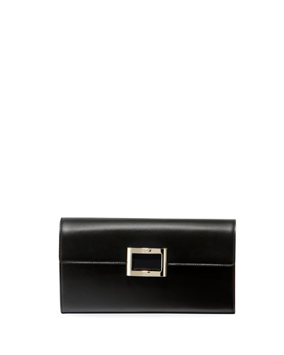 Viv Envelope Flap Clutch Bag