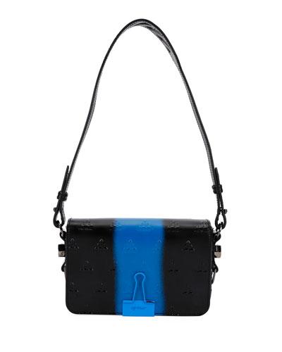 Spray Monogram Mini Shoulder Bag