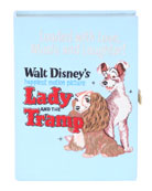 Olympia Le-Tan Lady and the Tramp Book Crossbody