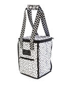MacKenzie-Childs The Vineyard Dotty Tote Bag