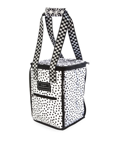 The Vineyard Dotty Tote Bag