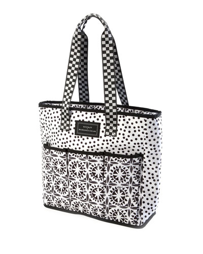 The Preps Dotty Cooler Tote Bag