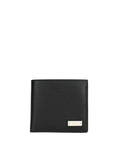 Men's Beisel Leather Bi-Fold Wallet