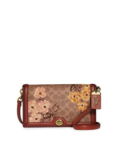7f3a9a39a8 Floral Print Bag   Neiman Marcus