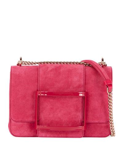 Tres Vivier Small Shoulder Bag