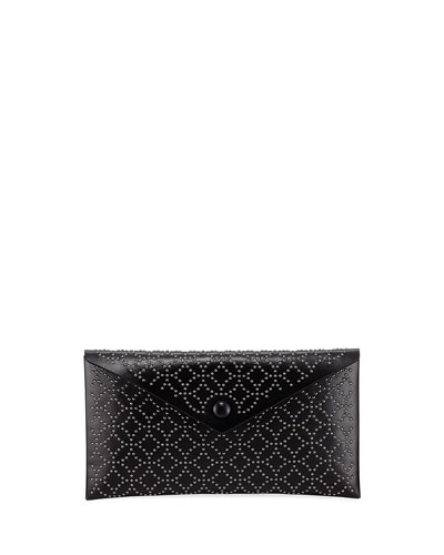 Louise Embellished Clutch Bag