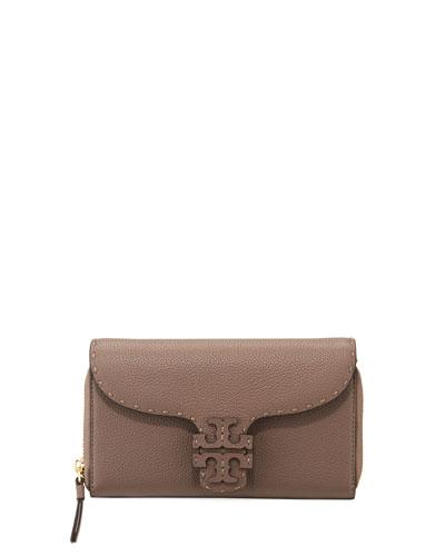 McGraw Flat Wallet Crossbody Bag