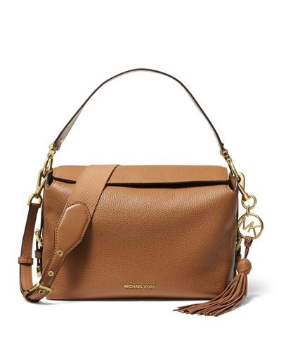 5f5972a2483e Quick Look. MICHAEL Michael Kors · Brooke Medium Leather Satchel Bag