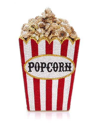 Popcorn Matinee Minaudiere Clutch Bag