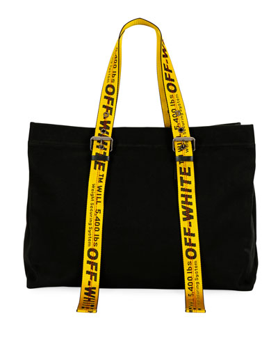 012a7c583a2c Quick Look. Off-White · Two-Tone Canvas Tote Bag