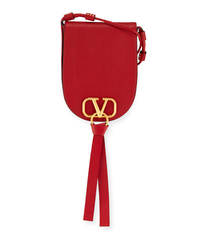 VRING Small Crossbody Saddle Bag