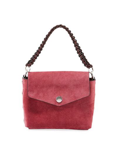 Italian Leather Shoulder Bag   Neiman Marcus 028a065a52