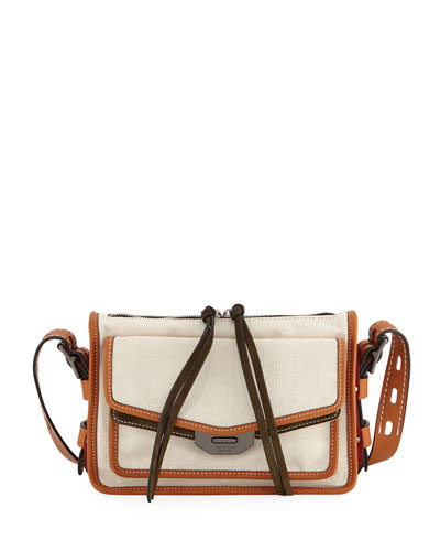 Field Small Messenger Satchel Bag