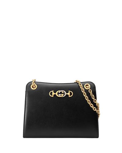 Gucci Zumi Smooth Small Tote Bag