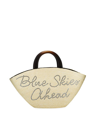 Blue Skies Ahead Carlotta Bag