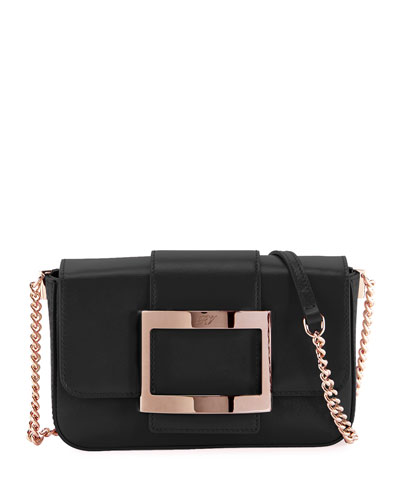 Tres Vivier Micro Shoulder Bag