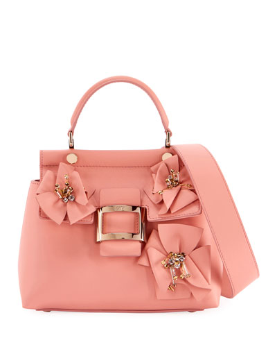 Viv Flower Patch Cabas Mini Satchel Bag