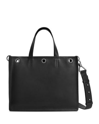 58638212964 Cowhide Tote Bag | Neiman Marcus