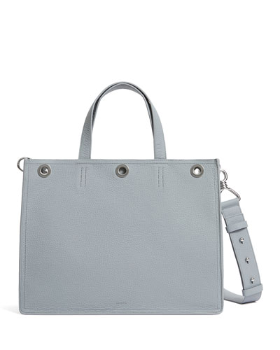 Captain Leather Tote Bag