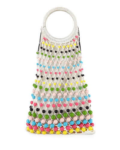 Lea Candies Multicolor Tote Bag