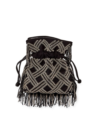 Trilly Nano Embellished Crossbody Bag