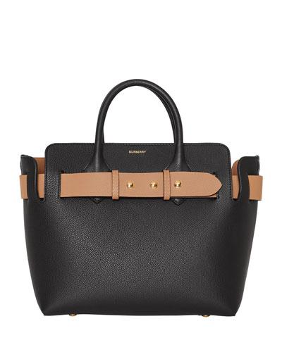 Marais Small Belted Satchel Bag