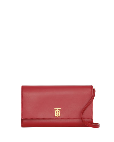 Hazelmere Smooth Leather Crossbody Bag