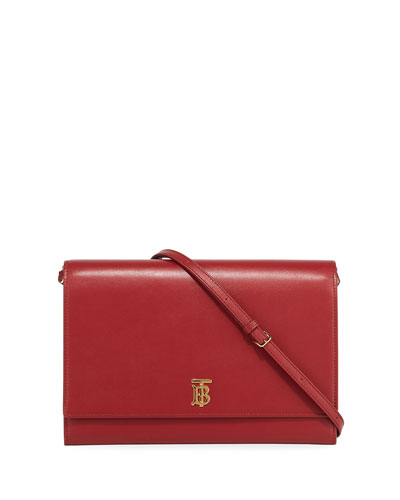 Paxton Crossbody Bag with TB Monogram