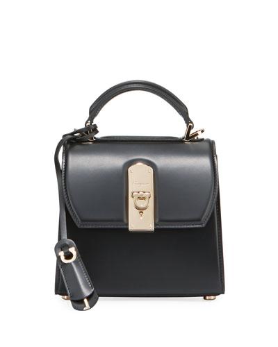 Boxyz Piccolo Leather Shoulder Bag