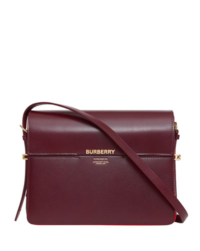 e0204e489eb7 Quick Look. Burberry · Horseferry Leather Shoulder Bag