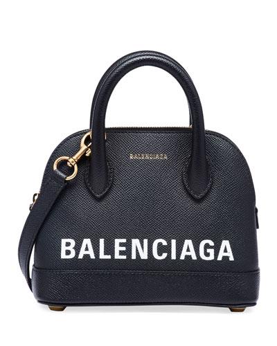 c8aa11eb2 Quick Look. Balenciaga · Ville XXS AJ Top-Handle Bag with Logo. Available  in Black ...