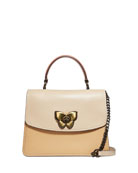 Coach 1941 Parker Butterfly Flap Top-Handle Bag