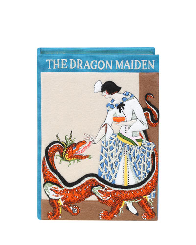 The Dragon Maiden Box Crossbody Bag