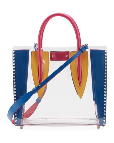 Paloma Medium PVC Tote Bag