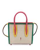 Christian Louboutin Paloma Mini Tresse Tote Bag
