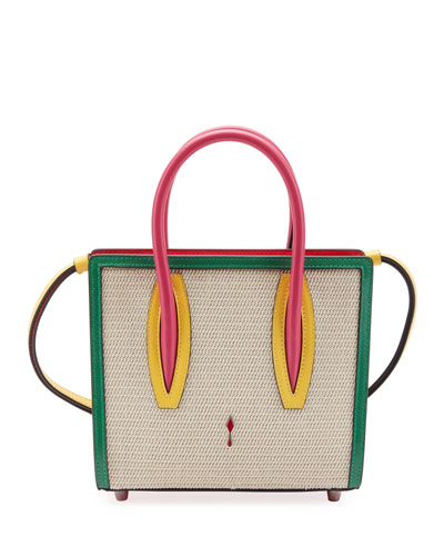 Paloma Mini Tresse Tote Bag