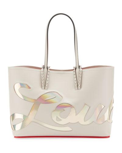 Cabata Logo Paris Tote Bag