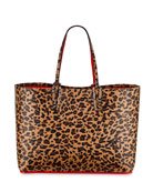 Christian Louboutin Cabata Calf Empire Rio Tote Bag