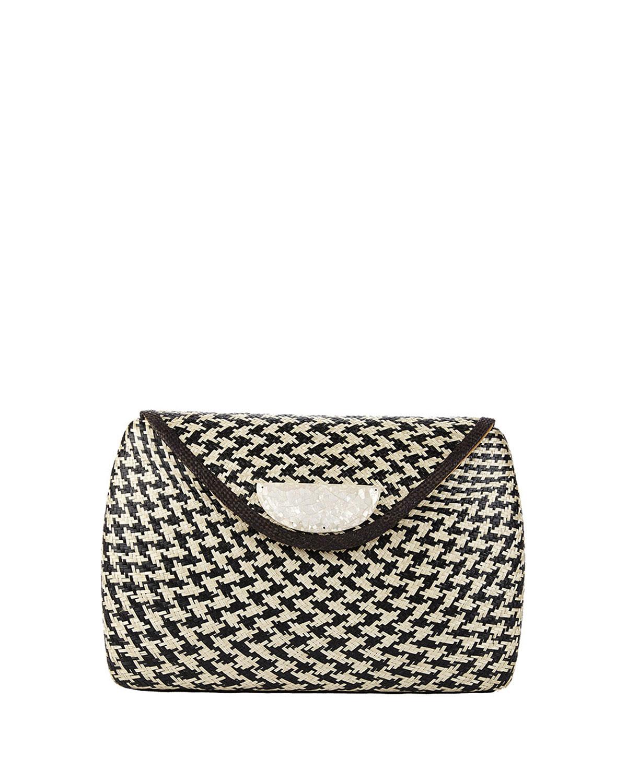 Monacco Abaca Clutch Bag