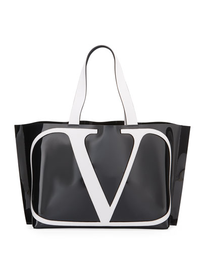 Vlogo Small Poly Tote Bag