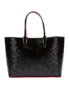 Christian Louboutin Exclusive Cabata Patent Panther
