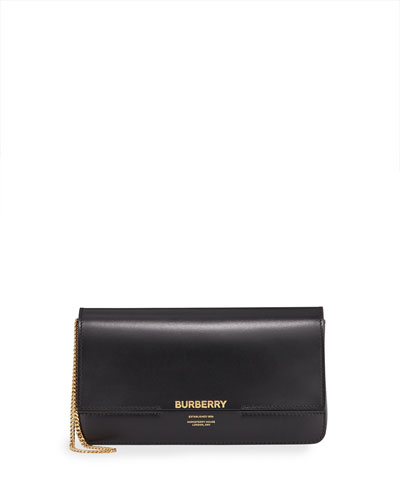 Horseferry Smooth Clutch Bag