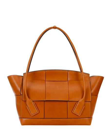 Bottega Veneta Arco 56 Large Top-Handle Bag
