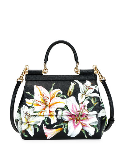 Sicily Medium Lilium Tote Bag