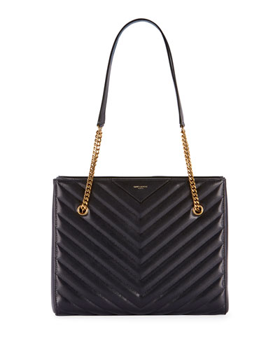 Tribeca Quilted Tote Bag