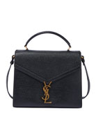 Saint Laurent Cassandra Medium YSL Grain de Poudre