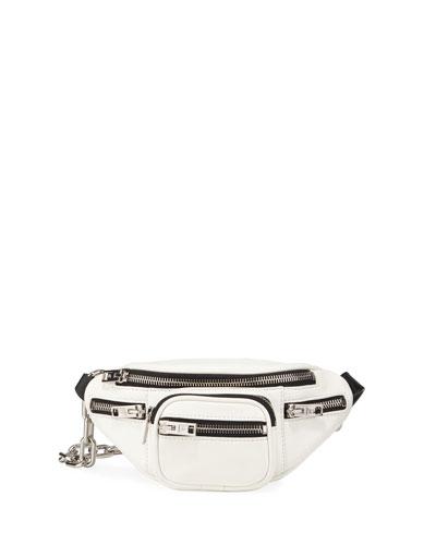 Attica Mini Soft Leather Fanny Pack/Crossbody Bag